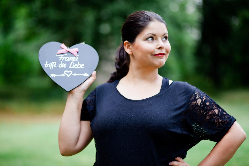 Portraitshooting in Moelln mit Franzi (trifft die Liebe)