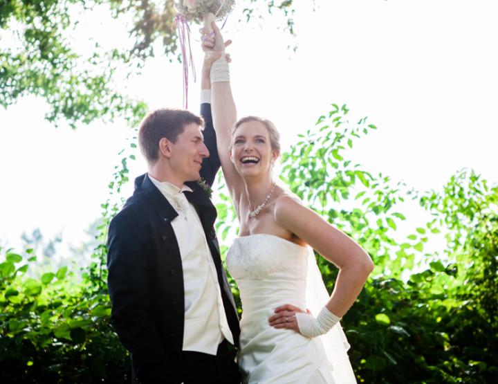 Als Hochzeitsfotografin in Beidenfleth und Hodorf - mit Inga und Martin