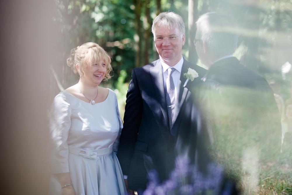 Hochzeitsfotos in der Baumkirche mit Claudia und Arne-13