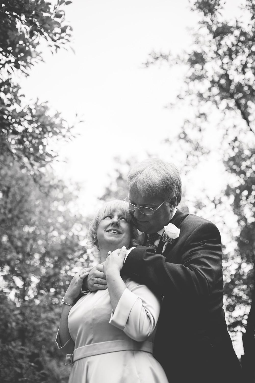 Hochzeitsfotos in der Baumkirche mit Claudia und Arne-14