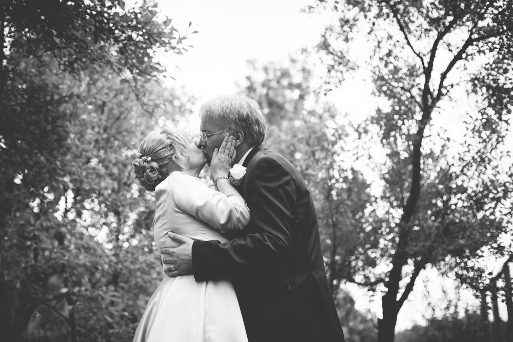 Hochzeitsfotos in der Baumkirche mit Claudia und Arne-15