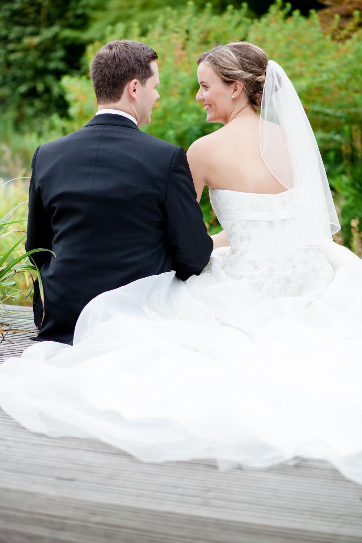 Hochzeitsfotos in Tremsbuettel - mit Florian und Annika-14