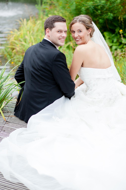 Hochzeitsfotos in Tremsbuettel - mit Florian und Annika-15