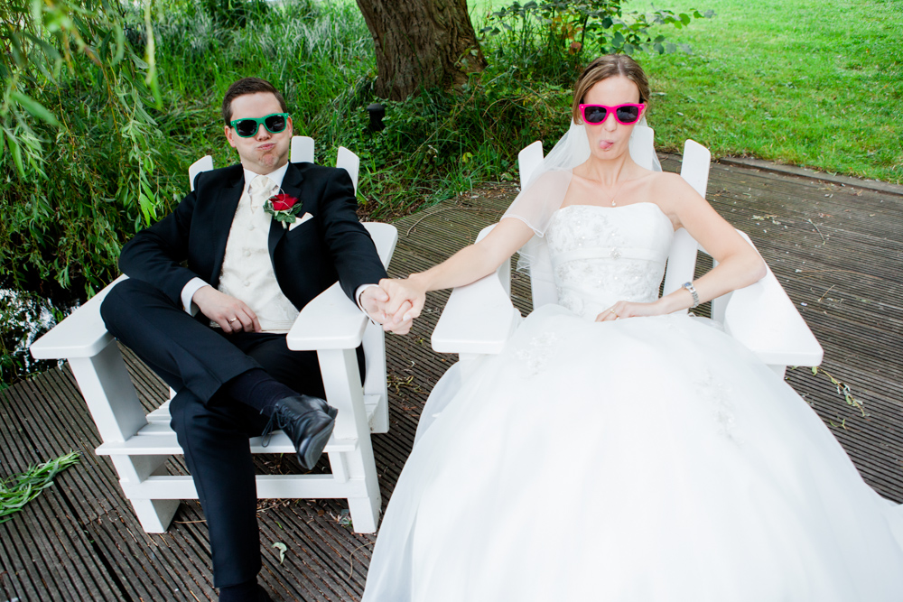 Hochzeitsfotos in Tremsbuettel - mit Florian und Annika-19