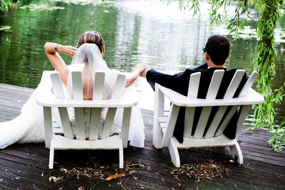 Hochzeitsfotos in Tremsbuettel - mit Florian und Annika-20