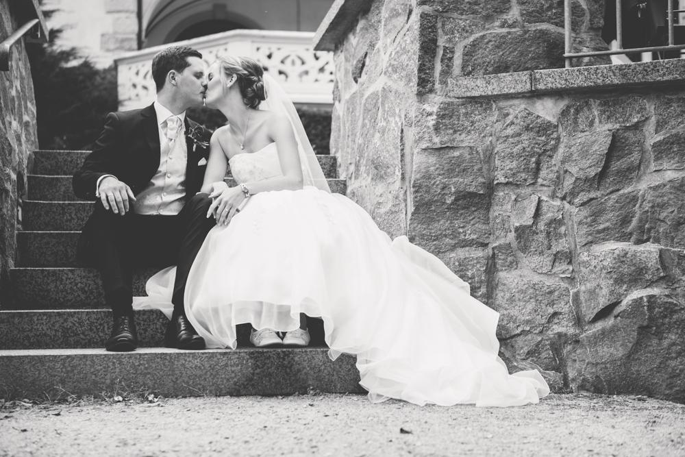 Hochzeitsfotos in Tremsbuettel - mit Florian und Annika-25