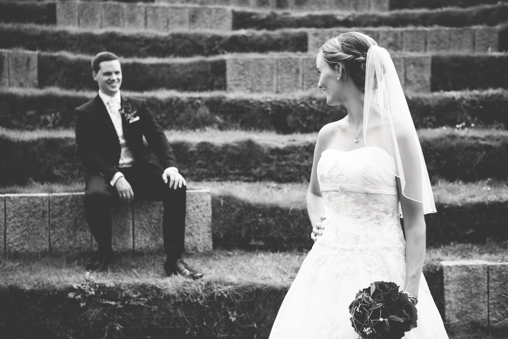 Hochzeitsfotos in Tremsbuettel - mit Florian und Annika-5