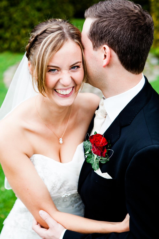 Hochzeitsfotos in Tremsbuettel - mit Florian und Annika-7