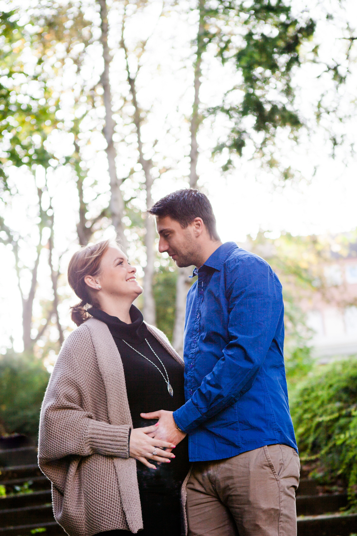 Babybauchshooting in Kiel mit Anna und Steve-5