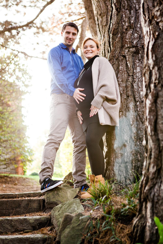 Babybauchshooting in Kiel mit Anna und Steve-9
