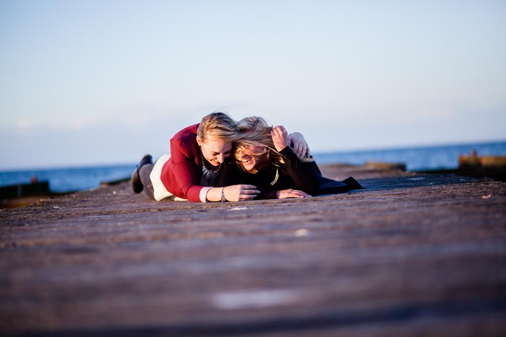 Freundschaftsshooting in Kiel mit Ines und Natascha-10