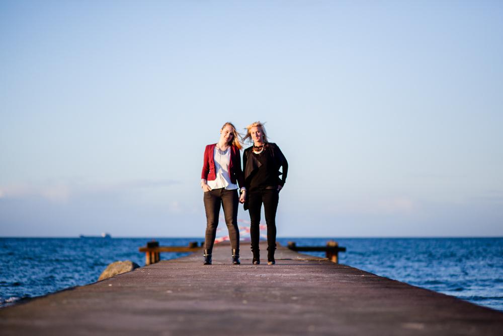 Freundschaftsshooting in Kiel mit Ines und Natascha-8