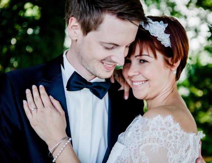 Hochzeitsfotografin in Hamburg mit Elblick - mit Wiebke und Alex