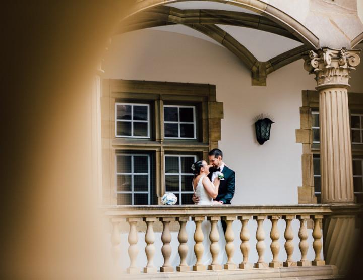 Als Hochzeitsfotografin in Stuttgart - mit Caro und Julian